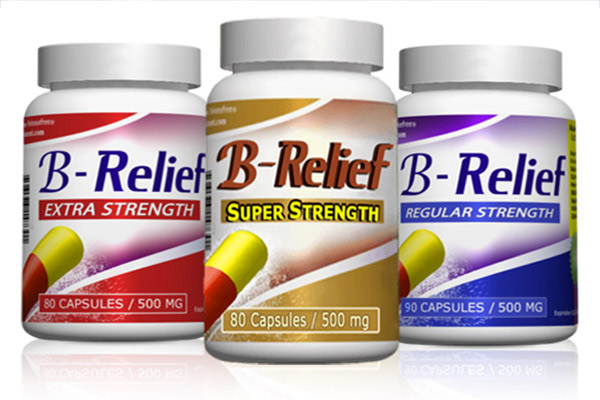 Baker's Knee Cyst SURGEREY Natural Alternative B-Relief SUPER Caps: INFO bakerstreatment.com
